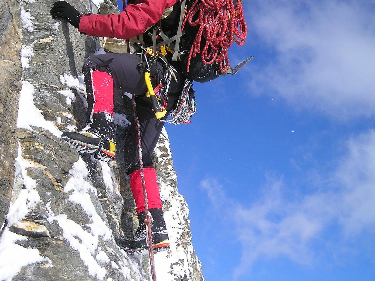 checklist-de-tout-l'équipement-nécessaire-pour-faire-de-l'alpinisme